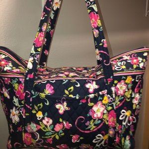 Vera Bradley Travel Bag - Ribbons